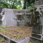 Kerepesi (Salgotarjani street) Jewish cemetery, Budapest. Tomb designed by Bela Lajta