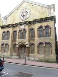 English Heritage Open Days @ More than 15 synagogues, 4 Jewish cemeteries