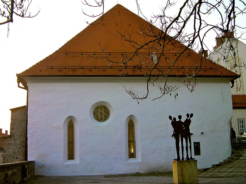 Maribor synagogue. Photo: Tony Bowden via wikimedia