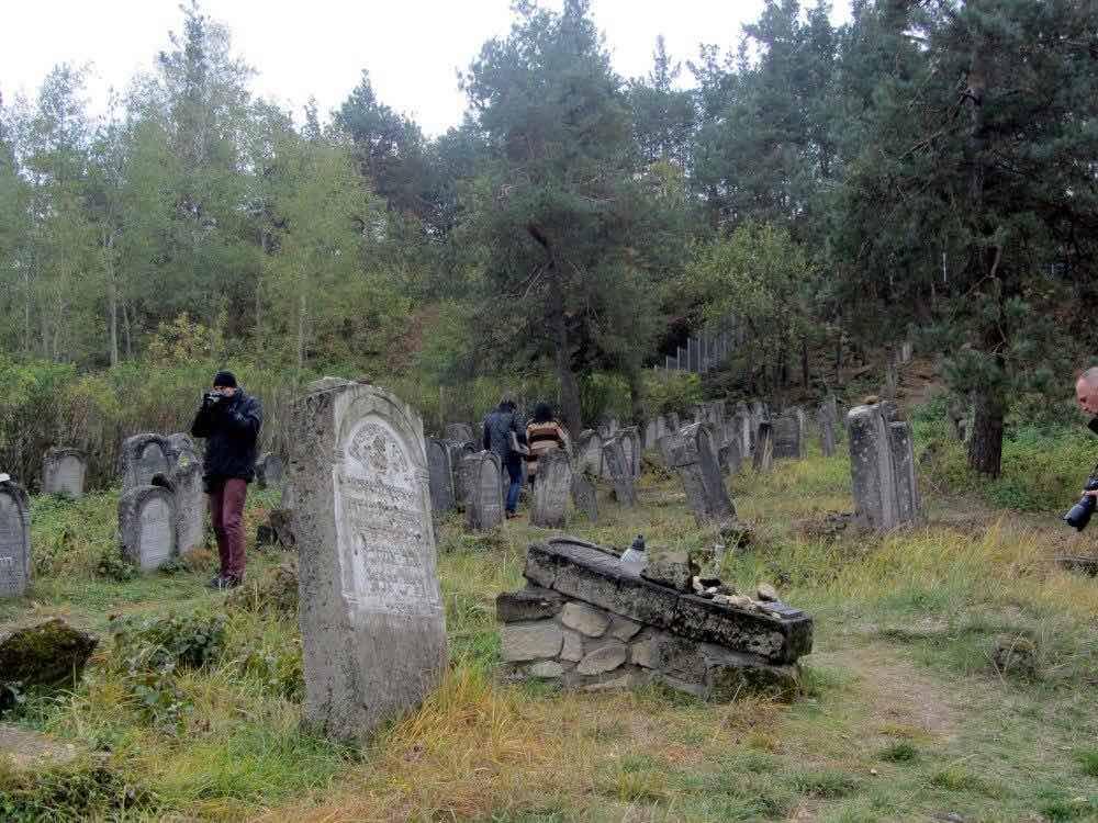 Cleaned-up Jewish cemetery in Jozefow Bilgorajski. Photo courtesy of FODZ