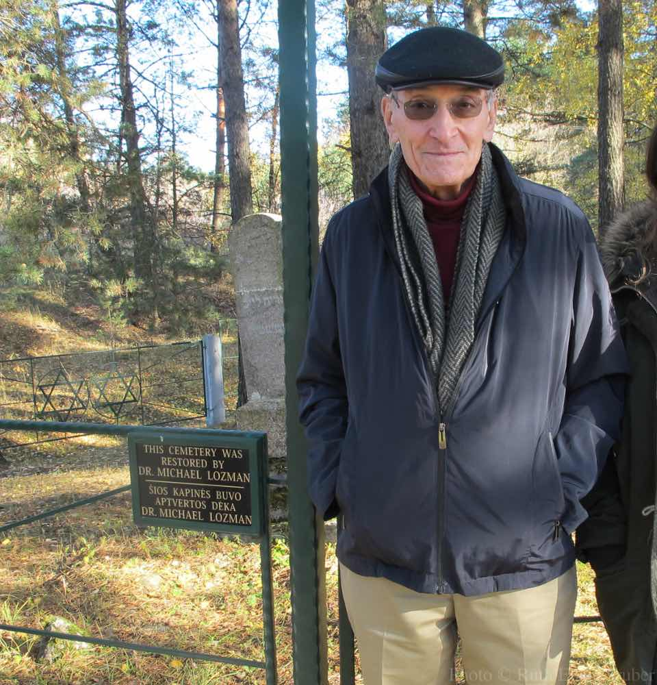 Dr. Michael Lozman in Lithuania