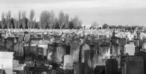 World War I Jewish Soldiers - Willesden Jewish Cemetery @ online webinar