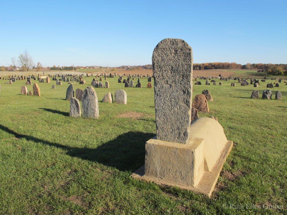 Jewish cemetery in SEduva