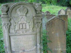 ESJF Protecting Jewish cemeteries webinar @ Online webinar