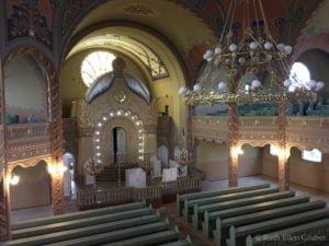 Iconography of Subotica synagogue @ Jewish University/Rabbinical Seminary Budapest | Budapest | Hungary
