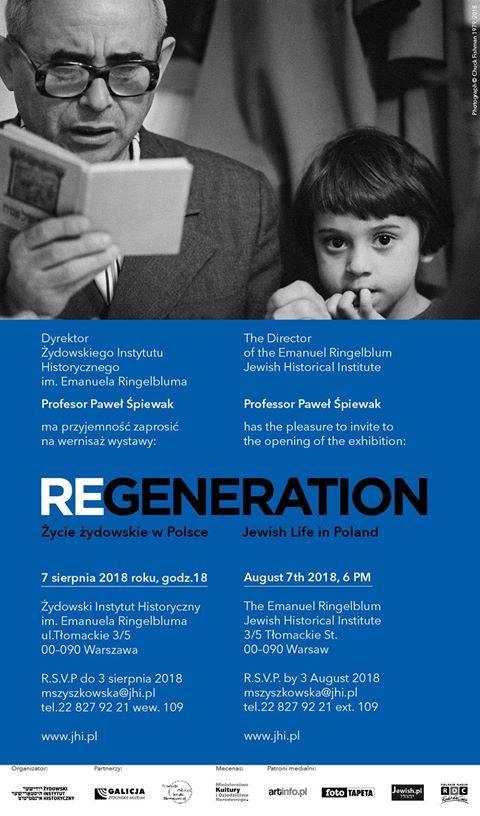 Chuck Fishman Photo Exhibit: ReGeneration @ ZIH Warsaw | Warszawa | mazowieckie | Poland