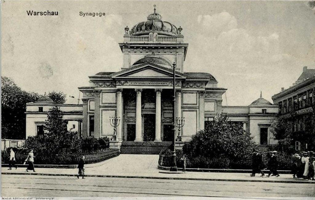 Great synagogue restores memory @ Warsaw | Warszawa | mazowieckie | Poland
