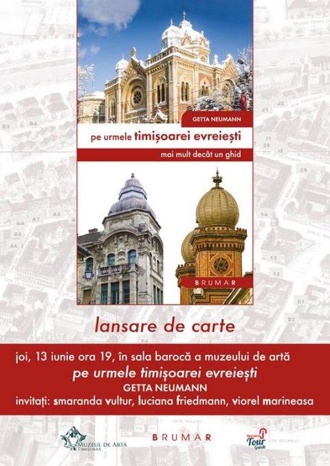 Timisoara Jewish Guidebook @ Timisoara Art Museum | Timișoara | Județul Timiș | Romania