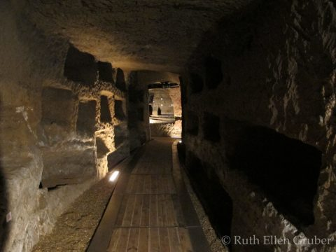 Catacombs of Venosa @ Venosa, Italy | Venosa | Basilicata | Italy