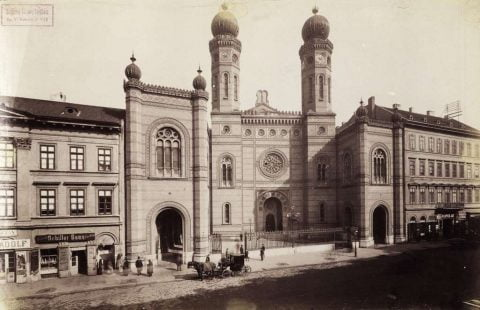 """""""Judapest"""": Austria-Hungary and its Jews at the Fin-de-Siècle @ Online Zoom event"""