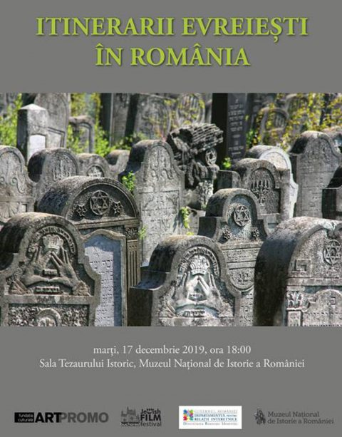 Jewish itineraries in Romania film @ Bucharest, Romanian National History Museum | București | Municipiul București | Romania