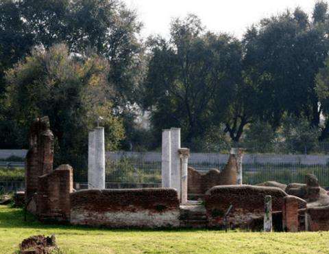 La sinagoga di Ostia: 60 anni dalla scoperta, 20 anni di Arte in Memoria @ Ostia, Italy | Lazio | Italy