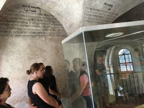 Czech Day of Jewish Monuments