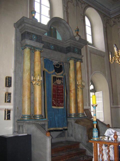 Synagogue guided tour @ Wertheimer synagogue, Eisenstadt, Austria | Eisenstadt | Burgenland | Austria