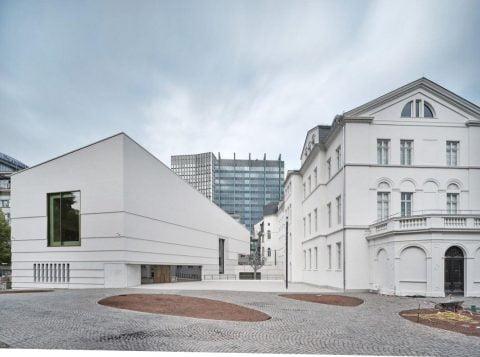 Frankfurt Jewish Museum reopens @ Frankfurt Jewish Museum | Frankfurt am Main | Hessen | Germany