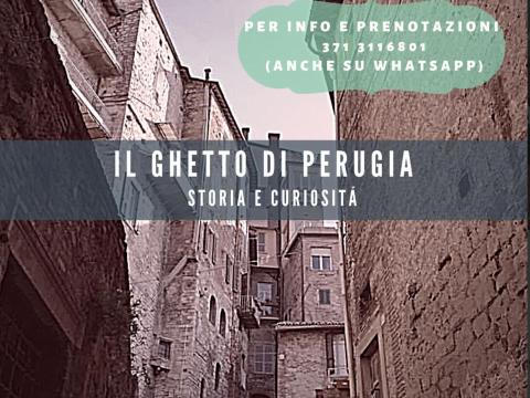 Medieval ghetto tour @ Medieval ghetto, Perugia, Italy | Perugia | Umbria | Italy