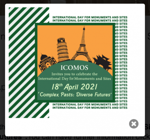 ICOMOS International Day for Monuments and Sites