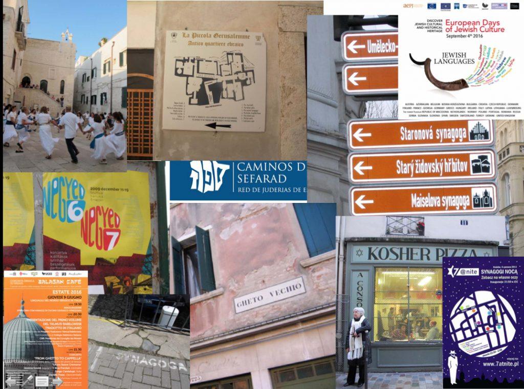 Tourism montage
