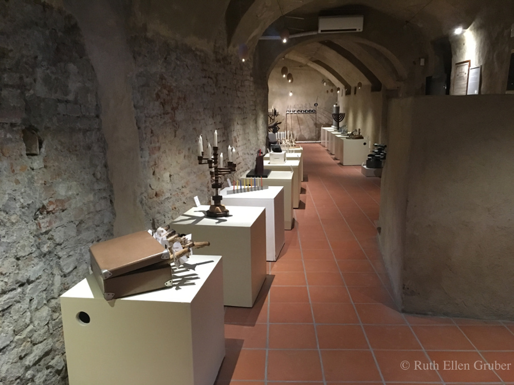 In the Museum of Lights, Casale Monferrato