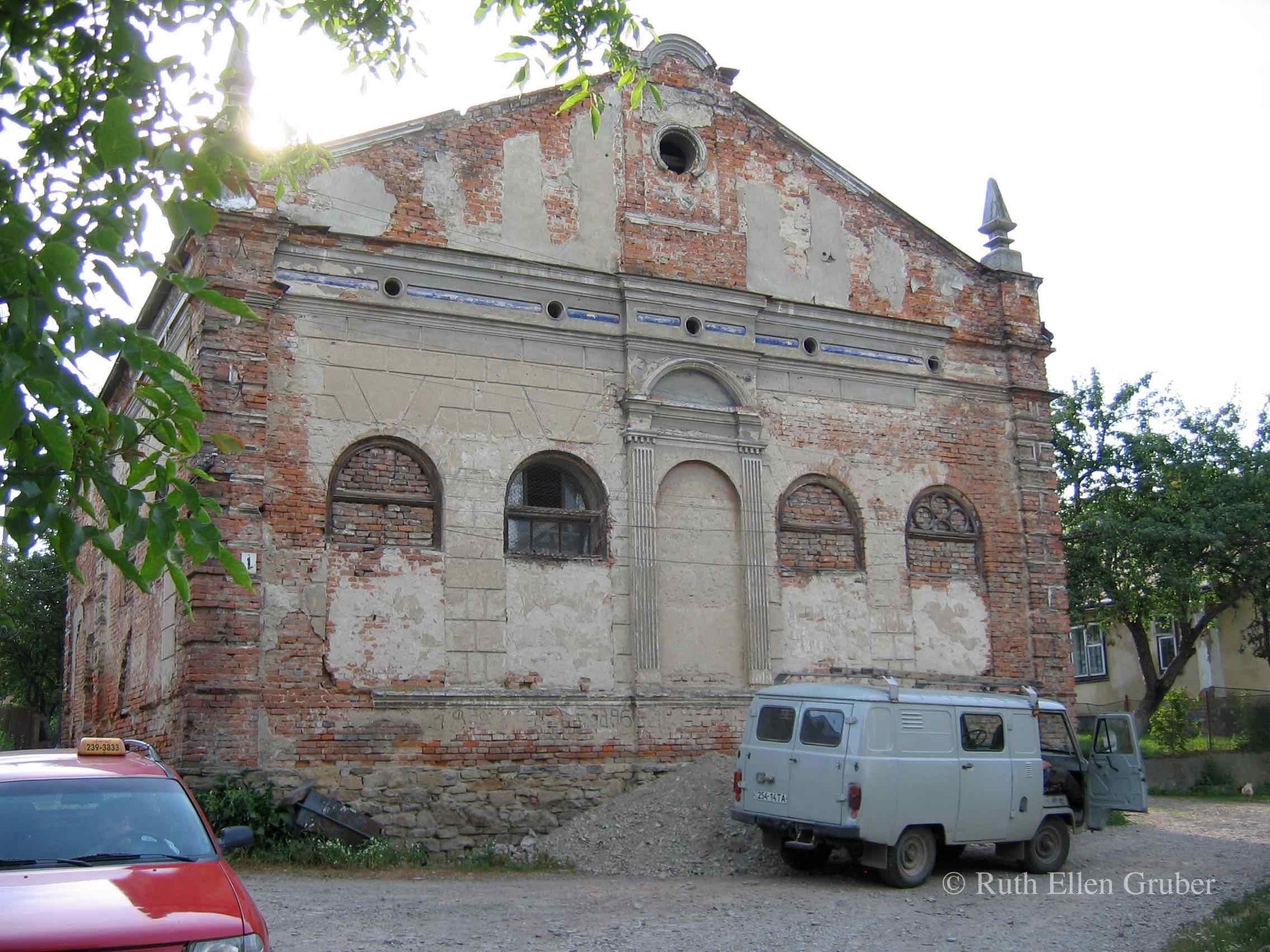 Former synagogue, Stary Sambir