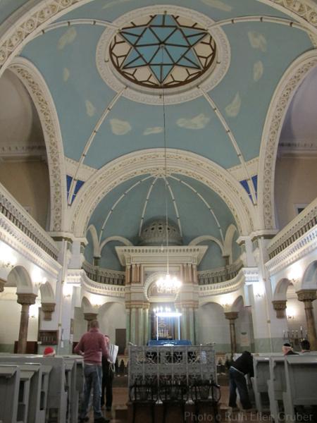 Choral Synagogue, Vilnius, Lithuania, 2015